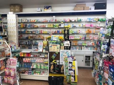 ノベユタカ姫島薬店
