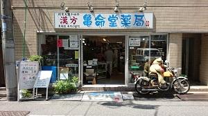亀命堂薬局